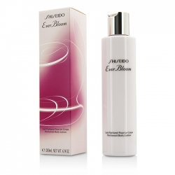 SHISEIDO EVER BLOOM Lait Parfumé pour le Corps 200 ml