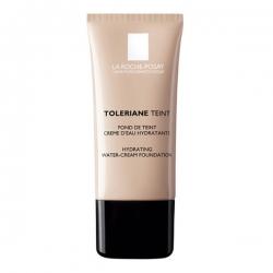 La Roche Posay Toleriane Fondo Maquillaje Creme D'Eau Hidratante 04 Beige Doré 30 ml