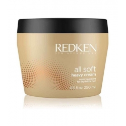 REDKEN All Soft Heavy Cream Super Tratamiento Cabello Seco 250 ml