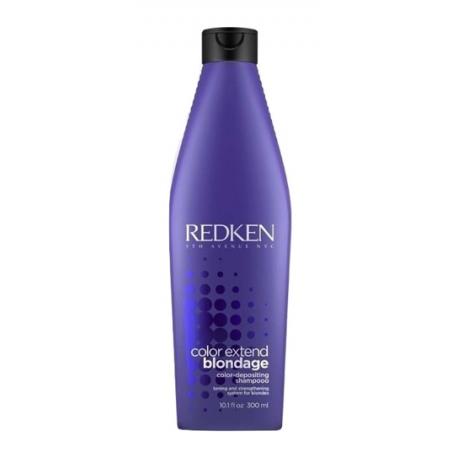 REDKEN Color Extend Blondage Champú Cabello Rubio 300 ml