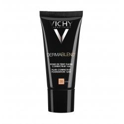 VICHY Dermablend Fondo Maquillaje Fluido SPF 35 Corrector 16 h 35 Sand 30ml