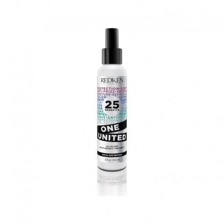 REDKEN 25 Benefit One United Tratamiento Multi- Beneficios Todo en Uno 150 ml