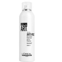L'Oréal Professionnel Tecni.ART Fix Anti-Frizz Spray Anti-Frizz Force 4 250 ml