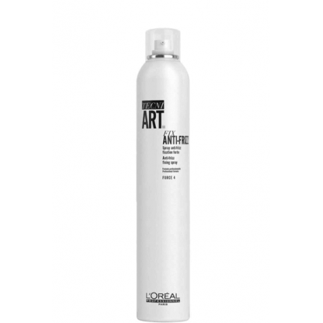 L'Oréal Professionnel Tecni.ART Fix Anti-Frizz Spray Anti-Frizz Force 4 400 ml
