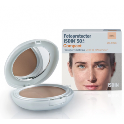ISDIN Fotoprotector Spf 50+ Compact Arena 10 gr
