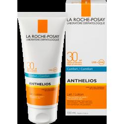 LA ROCHE-POSAY Anthelios SPF 30 Crema Confort Rostro y Cuerpo 100 ml