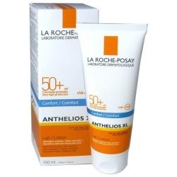 LA ROCHE-POSAY Anthelios XL SPF 50 Crema Confort Rostro y Cuerpo 100 ml