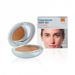 ISDIN Fotoprotector Spf 50+ Compact Bronce 10 gr