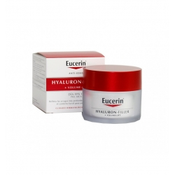 EUCERIN HYALURON Filler + Volume Lift Crema de DÍA FPS 15 Piel Seca 50 ml