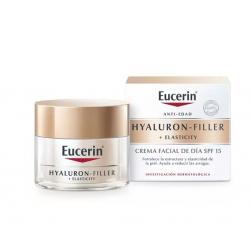 EUCERIN HYALURON Filler + Elasticity Crema de Día FPS 15 50 ml