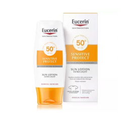 EUCERIN Sun Lotion Extra Light Sensitive Protect FPS 50+ 150 ml
