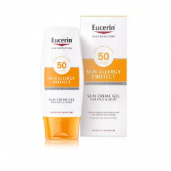 EUCERIN Sun Gel-Crema Allergy Protect FPS 50 150 ml