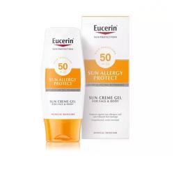 EUCERIN Sun Gel-Crema Allergy Protect FPS 50 150 ml