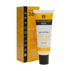 Heliocare 360º Gel Oil-Free Dry Touch SPF 50 50 ml