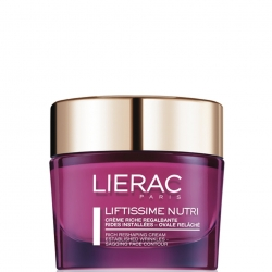 LIERAC Liftissime Nutri Rich Reshaping Cream Día Y Noche 50 ml