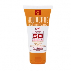 HELIOCARE Advanced Gel SPF 50 Protección Alta 50 ml