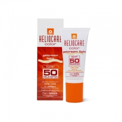 HELIOCARE COLOR Gelcream LIGHT SPF 50 Protección Alta 50 ml