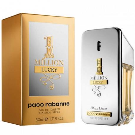 Paco Rabane One Million LUCKY Eau de Toilette 50 ml