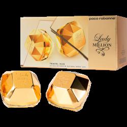 Paco Rabanne Lady Million Eau de Parfum Duo Set 2 x 30 ml