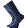Pack 2 pares calcetines Tommy Hilfiger Hombre Azul Jean Talla 43/46