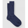 Pack 2 pares calcetines Canalé Tommy Hilfiger Hombre Azul Jean Talla 43/46