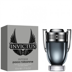 Paco Rabanne Invictus INTENSE Eau de Toilette Intense 50 ml