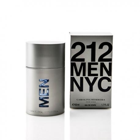 Carolina Herrera 212 MEN NYC Eau de Toilette Vapo. 50 ml