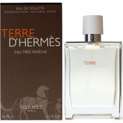 HERMÈS Terre d'Hermès Eau Très Fraiche Eau de Toilette Vaporizador 75 ml
