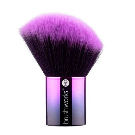 Brush Works Brocha Kabuki Biselada