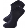 Pack 2 pares calcetines Tobilleros Tommy Hilfiger Hombre Azul Marino Talla 39/42