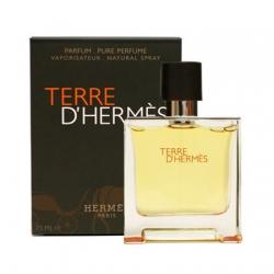 HERMÈS Terre d'Hermès Parfum. Pure Parfum Vaporizador 75 ml