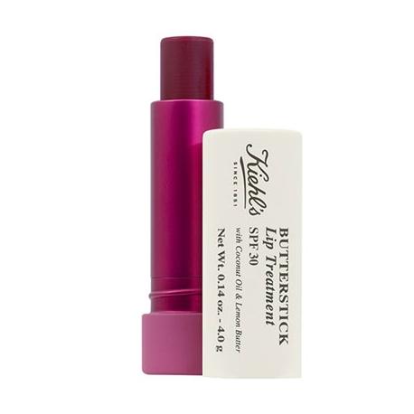 Kiehl's Butterstick Lip Treatment SPF 30 Touch of Berry 4 gr