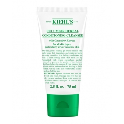 Kiehl's Cucumber Herbal Conditioning Cleanser 75 ml