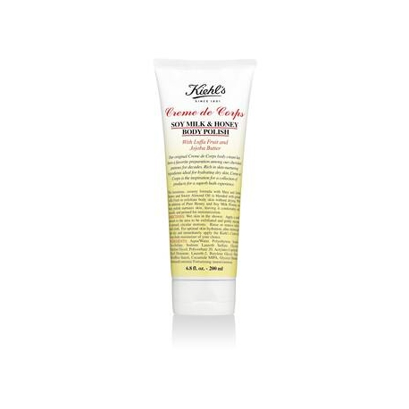 Kiehl's Creme de Corps Soy Milk and Honey Body Polish Exfoliante Corporal 200 ml