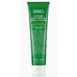 Kiehl's Cannabis Sativa Seed Oil Herbal Cleanser 150 ml