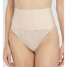 MAIDENFORM Tanga Tame Your Tummy de Cintura Alta Natural