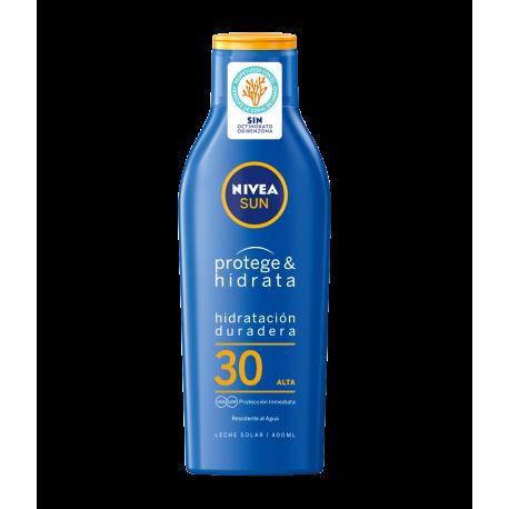 NIVEA Sun Protege & Hidrata Leche Solar Spf 30 400 ml