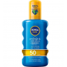 NIVEA Sun Protege & Refresca Spray Solar Invisible Spf 50 200 ml