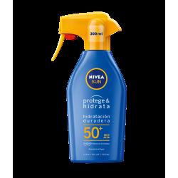 NIVEA Sun Protege & Hidrata Spray Solar Spf 50 300 ml
