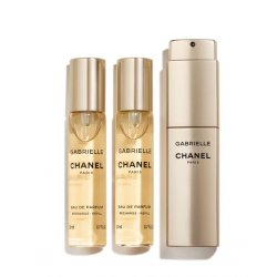 CHANEL Gabrielle Eau de Parfum Twist and Spray Eau de Parfum 3 x 20 ml