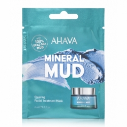 AHAVA Mascarilla Facial Purificante Monodosis 6 ml