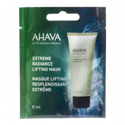 AHAVA Mascarilla Facial Extreme Radiance Lifting Mask Monodosis 8 ml