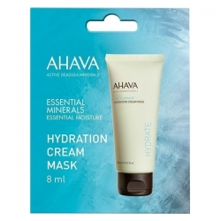 AHAVA Mascarilla Facial Cream-Mask Hidratante Monodosis 8 ml