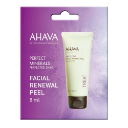 AHAVA Mascarilla Facial Algas Dunaliella Peel Off Mask Monodosis 8 ml