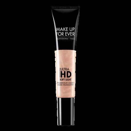 Make Up For Ever Ultra HD Soft Light Iluminador 40 Golden Copper