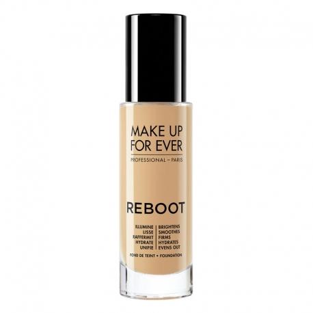 Make Up For Ever REBOOT Base de Maquillaje Multi-Activa Y255 Beige Sable
