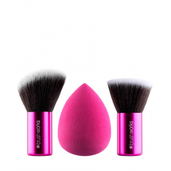 Brush Works Complexion & Make Up Kit