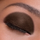 Make Up For Ever Artist Shadow Refill S-622 Black Brown