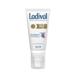 LADIVAL Protector Facial FPS 50+ Acción Anti-Manchas con Deléntigo 50 ml