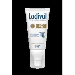 LADIVAL Protector Facial FPS 50+ Acción Anti-Manchas con Deléntigo Toque Seco 50 ml